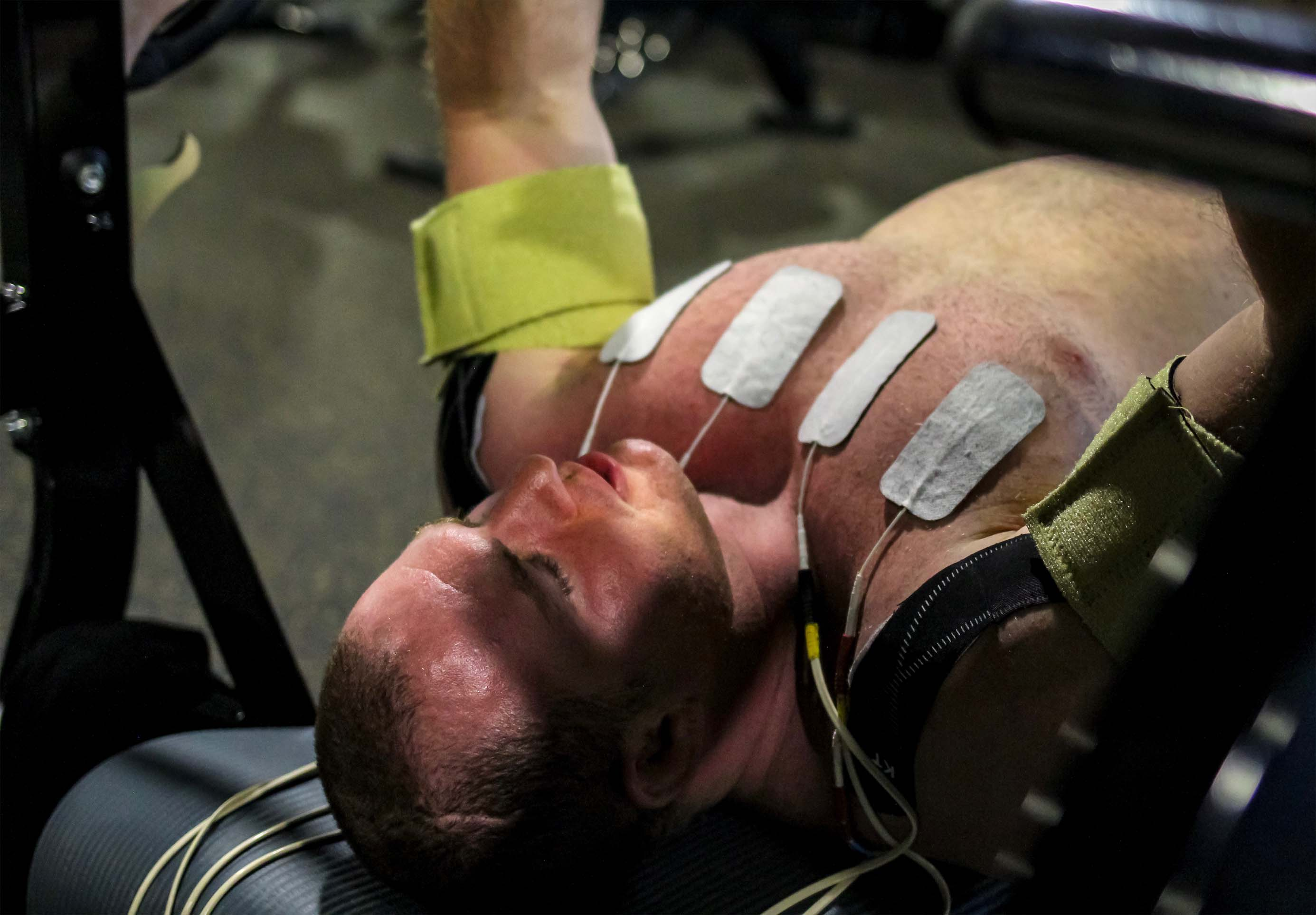 NEW Device Improves Injury, Increases Muscle Mass And Endurance: Neuro Biological Stimulation For Healing And Function